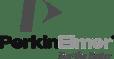Perkin Elmer logo +  Laboratory instruments
