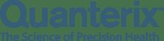 Quanterix logo + Laboratory instruments